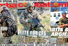 Combat and Survival Magazine