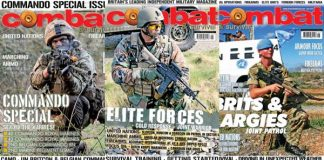Combat and Survival Magazine