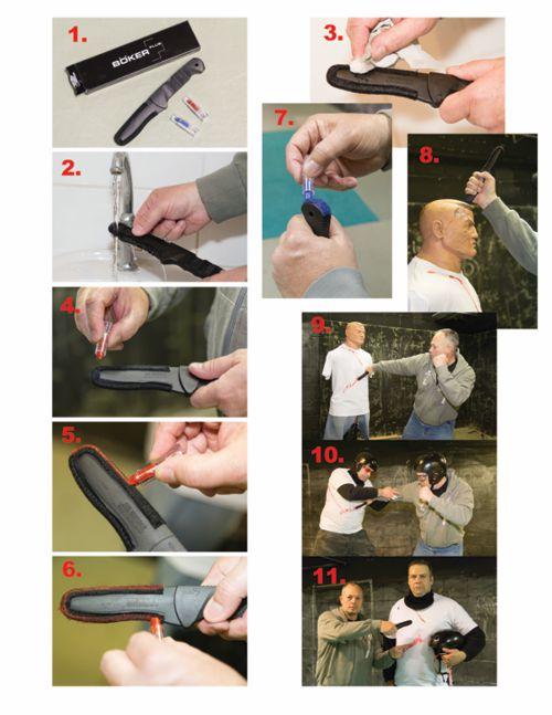Jim Wagner Reality-Based Training Tool