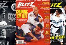 Blitz Australasian Martial Arts Magazine