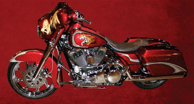 Long Beach Internationals Harley Davidson Street Glide