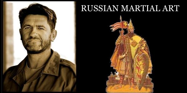 Vladimir Vasiliev Russian Martial Arts