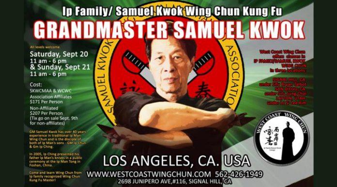 Samuel Kwok Signal Hill Seminar