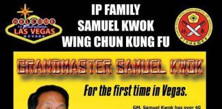 Samuel Kwok Las Vegas Seminar