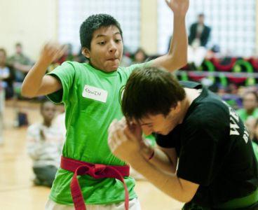TKD Ramblers Workshop: Anti-Bullying Workshop Opens Eyes