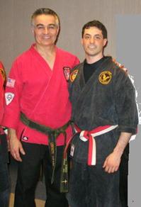 Fran Pultro and Ryan Vella