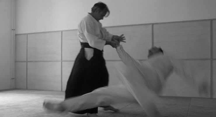 Luca Cavallotto's Aikido in Berlin