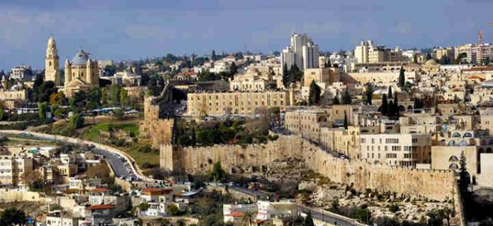 Israel Battle Tour