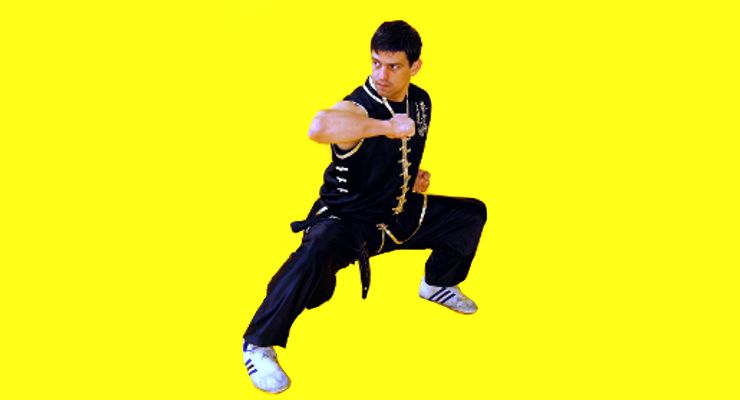 Felipe Godoy: Choy Lay Fut Kung Fu