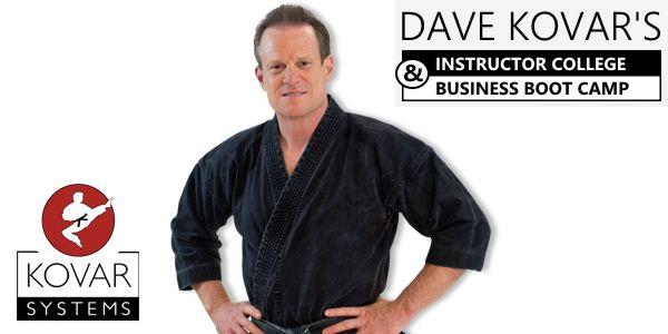 Dave Kovar Seminars