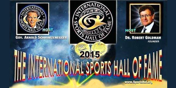 International Sports Hall of Fame 2015