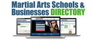 Martial Arts Schools & Businesses Directory