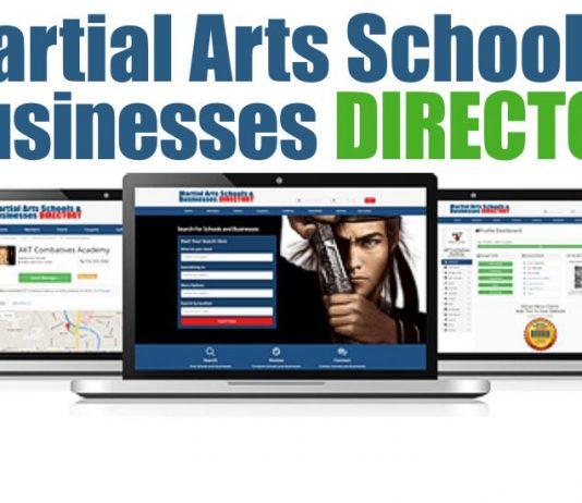 Martial Arts Schools & Businesses Directory