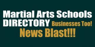 Martial Arts Schools Directory News Blast