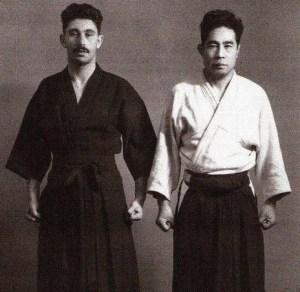Minoru Mochizuki and Jean Alcheik