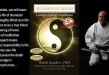 Modern Bushido: Living a Life of Excellence by Bohdi Sanders