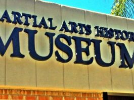 Martial Arts History Museum