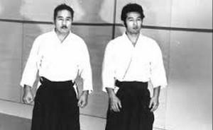 Minoru and Hiroo Mochizuki