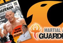 Martial Arts Guardian Magazine