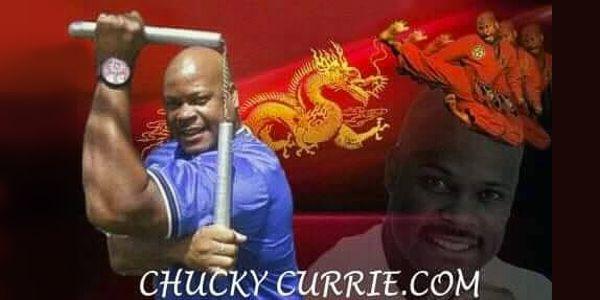 Chucky Quick Kick Curry