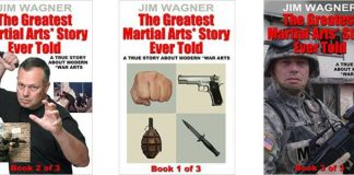 The Greatest Martial Arts Story Ever Told