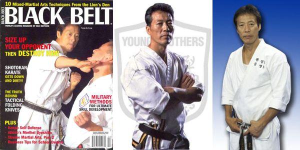 Grand Master Young Bo Kong