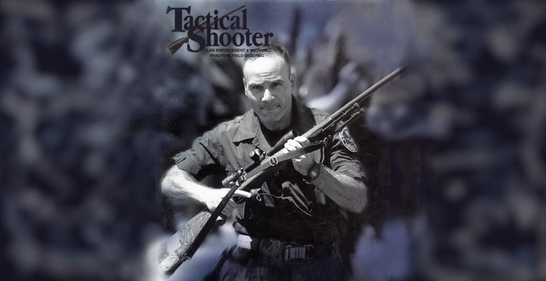 Billy Martin on Tactical Shooter Cover