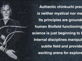 Chinkuchi is neither Mystical nor Magical