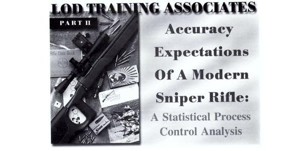 LOD Precision Marksman Sniper Rifle: A Statistical Process Control Analysis