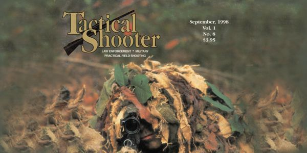 Tactical Shooter Cover Photo Volume 1 No. 8