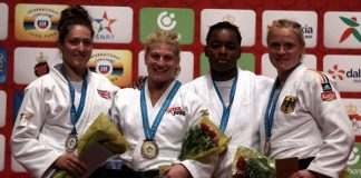 Kayla Harrison wins World Judo Masters
