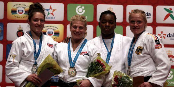 Kayla Harrison wins World Judo Masters