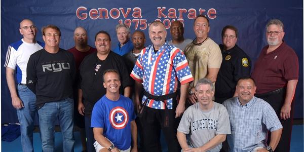 Genova Karate Celebration 1975- 2015