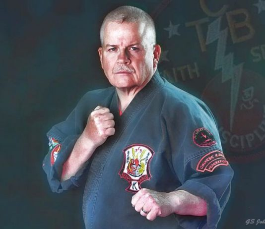 Sean Kelley American Kenpo Karate