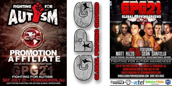 Global Proving Ground 21 Fighting for Autism