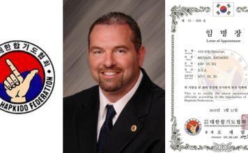 Michael Rhoades KHF Appointment 2015