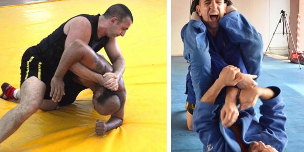 Western Wrestlers Changed Judo