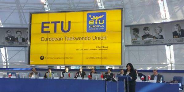 ETU - AIPS Europe Signed MOU