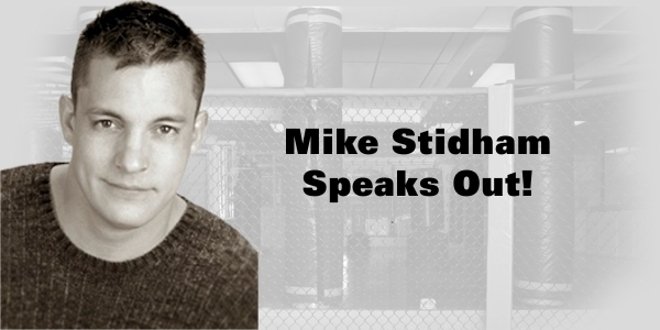 Mike Stidham Speaks Out