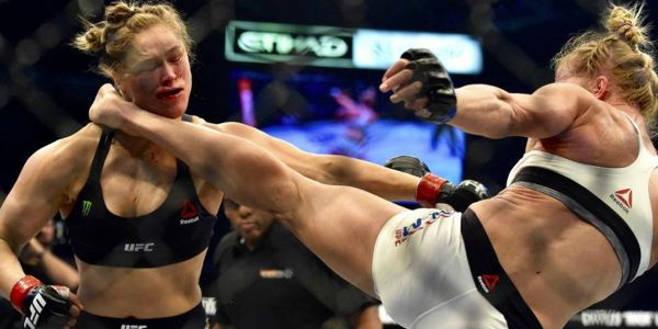 UFC 193: Rousey vs Holm
