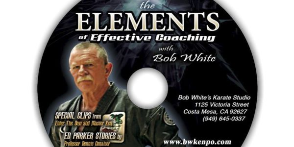 The Elements of Effective Coaching with Bob White DVD