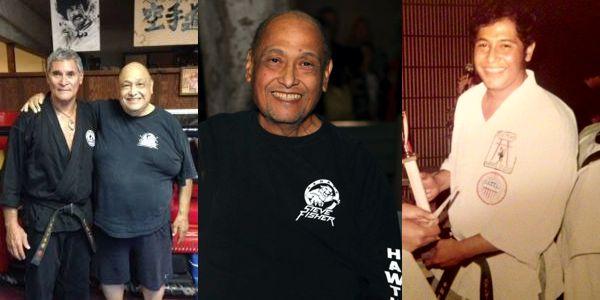 Steve Fisher Shorin-ryu Karate