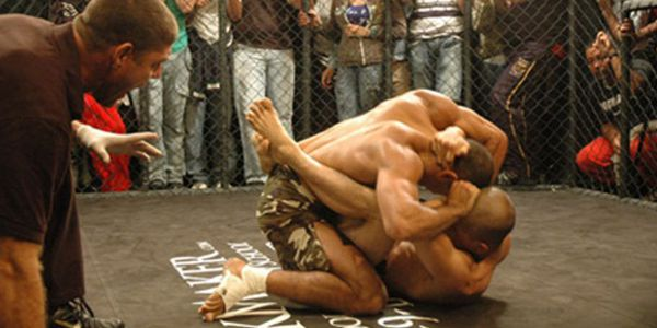 Vale Tudo events are often brutal