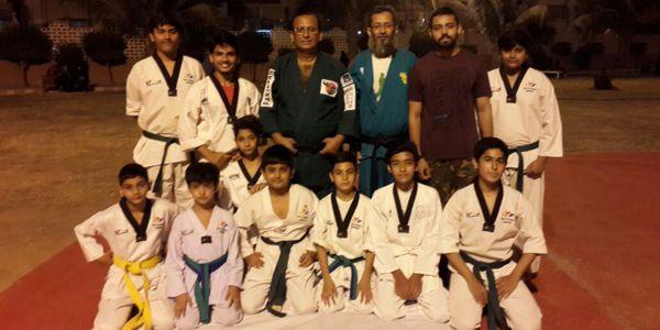 Rizwan Mustafa Zubairi Teaches Yongmoodo Seminar