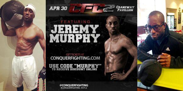 """Jeremy """"Lil Spider"""" Murphy Workout"""