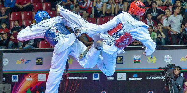 ETU European Taekwondo Championships Montreux 2016