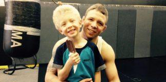 Sinjen Ruby Tigers Den MMA Iowa