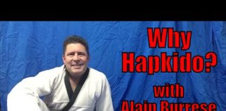 Alain Burrese Why Hapkido