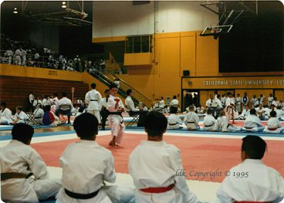 Kata Competition - Los Angeles