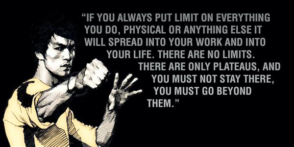 Bruce Lee on Limits